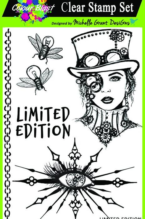 Bee Arty - Limited Edition - Limited Edtion Clear Stamp Set