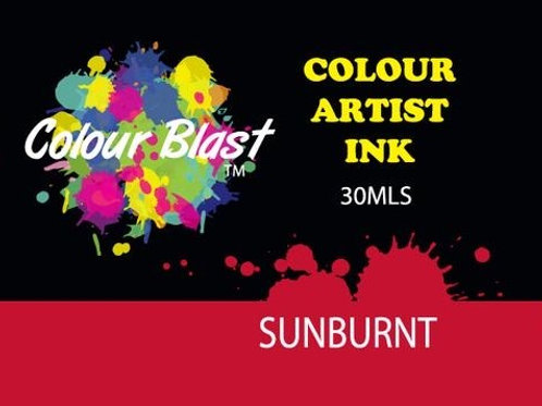 Colour Blast by Bee Arty Artist Ink - Sunburnt
