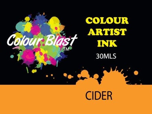 Colour Blast by Bee Arty Artist Ink - Cider