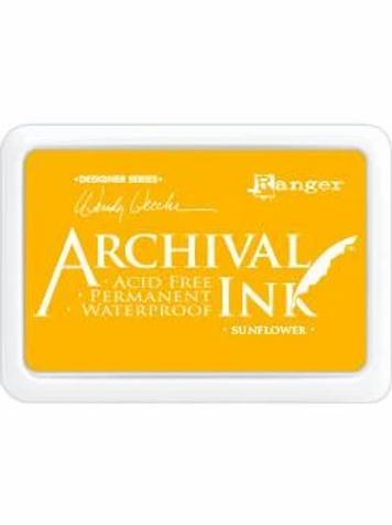 Ranger Archival Ink - Sunflower