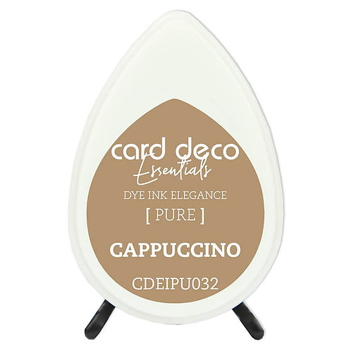 Couture Creations Card Deco Dye Ink - Cappucino