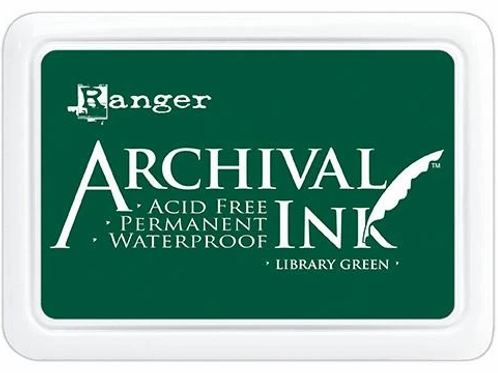 Ranger Archival Ink - Library Green