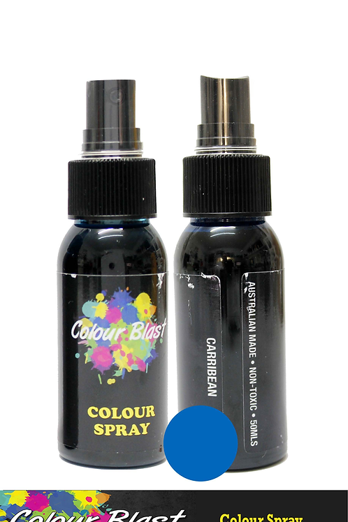 Colour Blast by Bee Arty Colour Spray - Carribean