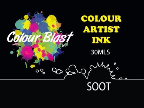 Colour Blast by Bee Arty Artist Ink - Soot