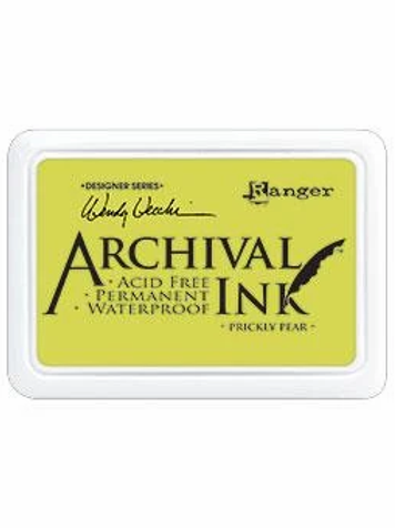 Ranger Archival Ink - Prickly Pear