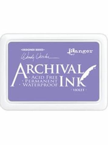Ranger Archival Ink - Violet