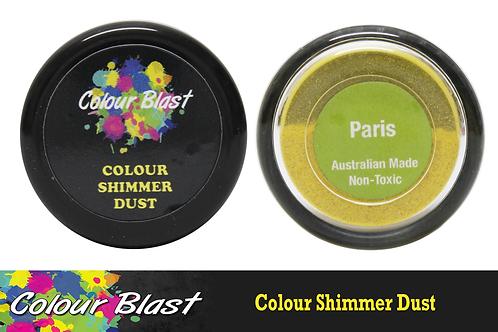 Colour Blast by Bee Arty Colour Shimmer Dust - Paris