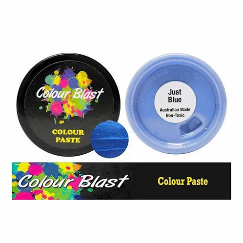 Colour Blast by Bee Arty Colour Paste - Just Blue