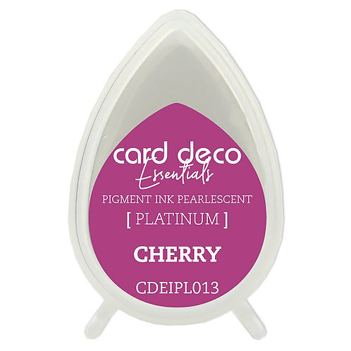 Couture Creations Card Deco Pearlescent Pigment Ink - Cherry