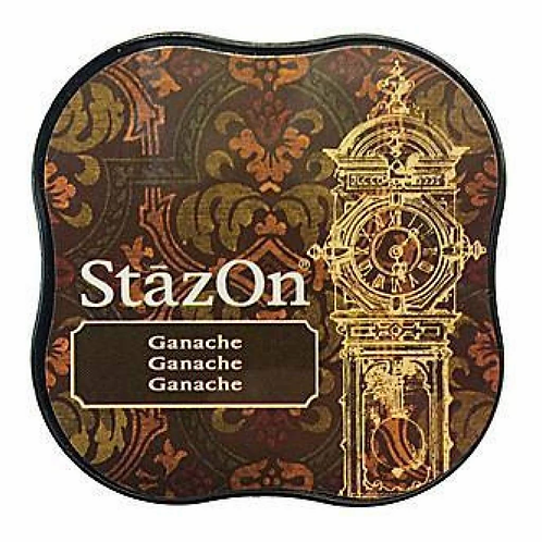 StazOn Midi Ink Pad - Ganache