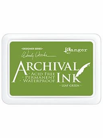 Ranger Archival Ink - Leaf Green