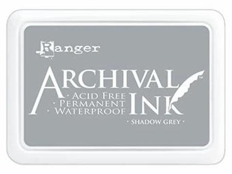 Ranger Archival Ink - Shadow Grey