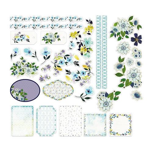 "Couture Creations Le Petit Jardin - 6""x6"" Paper Pad"