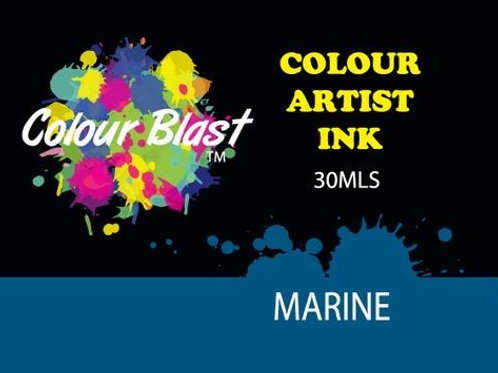 Colour Blast by Bee Arty Artist Ink - Marine