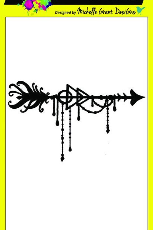 Bee Arty - Follow Your Dreams - Seeker Metal Die