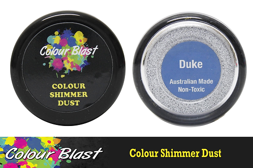 Colour Blast by Bee Arty Colour Shimmer Dust - Duke