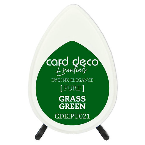 Couture Creations Card Deco Dye Ink - Grass Green
