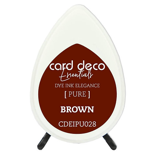 Couture Creations Card Deco Dye Ink - Brown