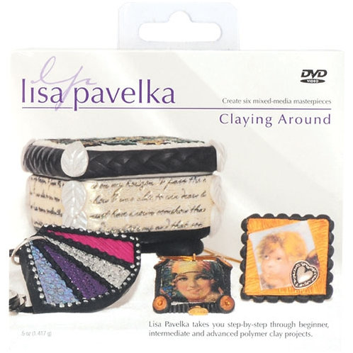 Lisa Pavelka Claying Around