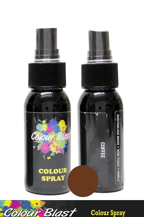 Colour Blast by Bee Arty Colour Spray - Coffee