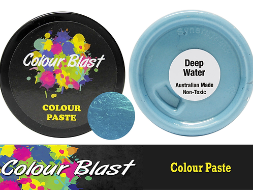 Colour Blast by Bee Arty Colour Paste - Deep Water