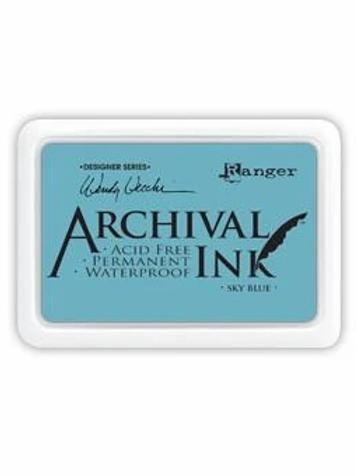 Ranger Archival Ink - Sky Blue