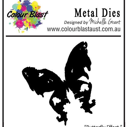 Bee Arty - Butterfly Stardust - Butterfly Effect Metal Die