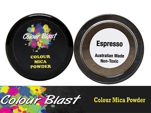 Colour Blast by Bee Arty Colour Mica Powder - Espresso