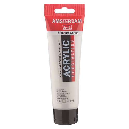 Amsterdam Standard Series Acrylic Paint - Pearl White