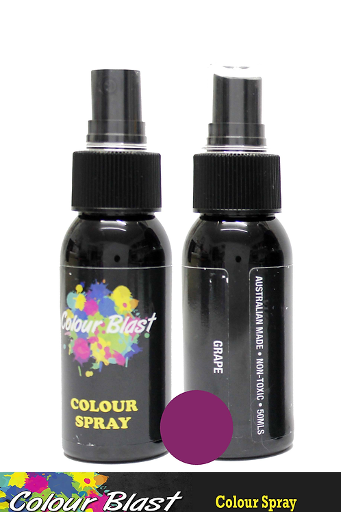 Colour Blast by Bee Arty Colour Spray - Grape