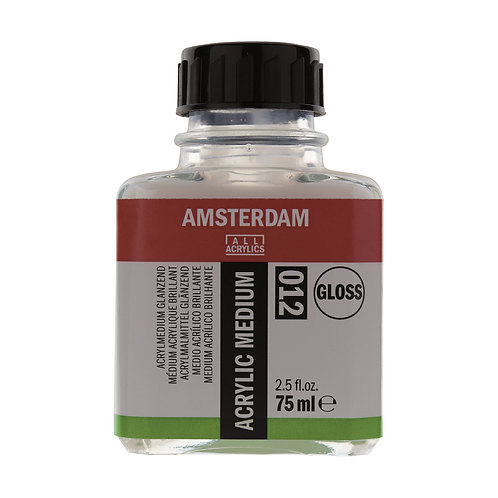 Amsterdam - Acrylic Medium Gloss 75ml