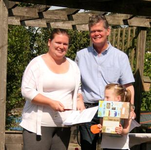 children's veg basket winner