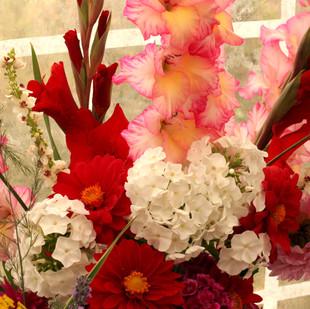 bunch of flowers winner