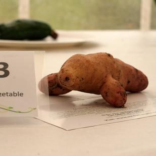 ugliest vegetable