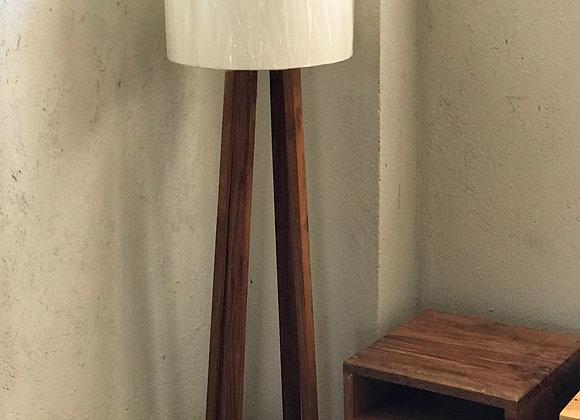 Teak Lamp Shades