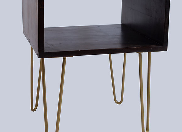 Cypress Hairpin Nightstand