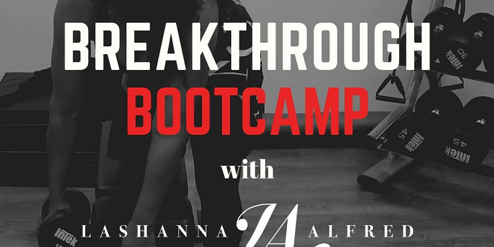 30 Day Breakthrough Bootcamp Challenge