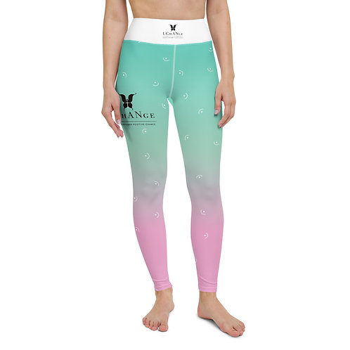 U Change sunshine Yoga Leggings