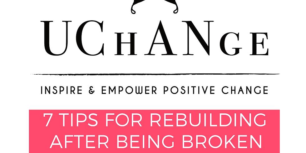 Rebuilding after being Broken