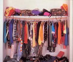 Needs attention closet
