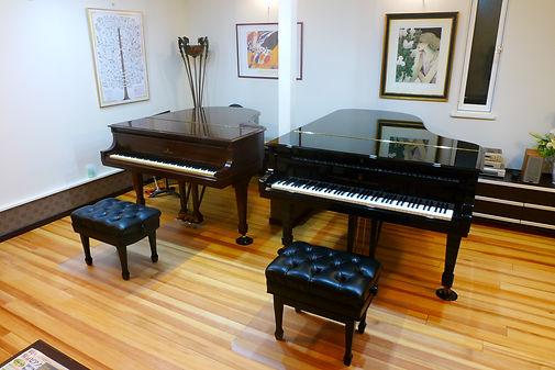 ピアノ教室, 八王子