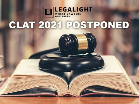 CLAT 2021 POSTPONED - Revise the full syllabus in 30 days.