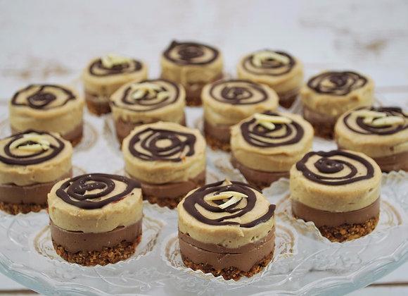 Chocolate Salted Caramel Bites