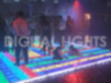 Pista LED Premium casamiento, fiestas, eventos