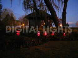 Faroles LED de exterior
