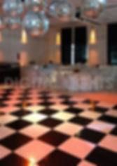 pista de baile damero eventos casamiento fiestas dance party