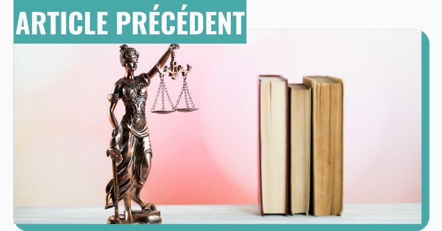 article precedent metier droit prive