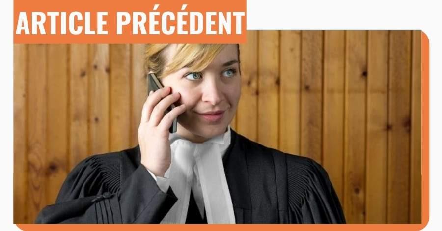 Article precedent