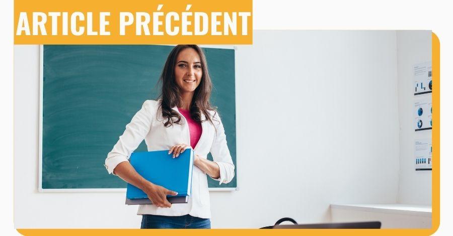 article precedent prof universite