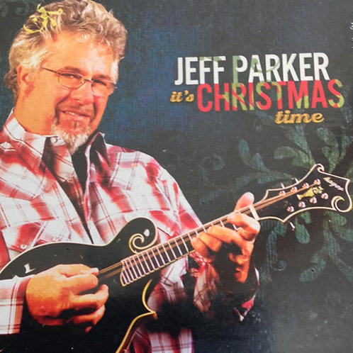 CD: Jeff Parker: It's Christmas Time